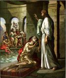 Jesus Heals a Man by the Pool of Bethesda John 5:2-8