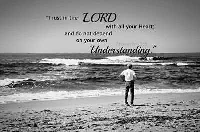 trust in the lord verses