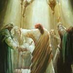 jesus paralytic 150x150 Jesus Heals Paralytic Man | Mark 2:1 12